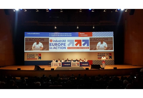 Kongres IndustriALL European